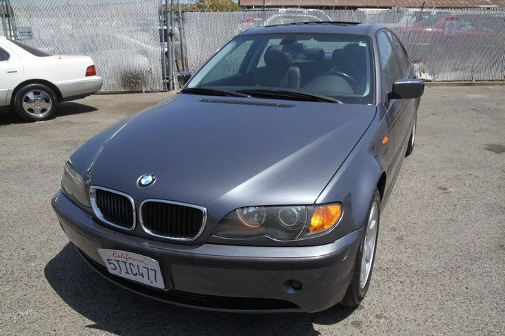 Car brand auctioned:BMW: 3-Series 325i 2003 Car model bmw 325 i 89 k low miles automatic 6 cylinder no reserve