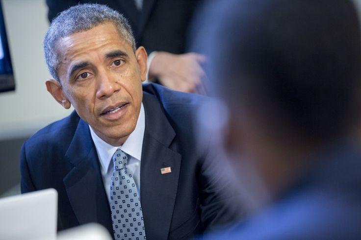 Nach den Jury-Entscheidungen zu Mike Brown und Eric Garner spricht Obama klare Worte. Er verbirgt aber seine Gefühle als Afroamerikaner.