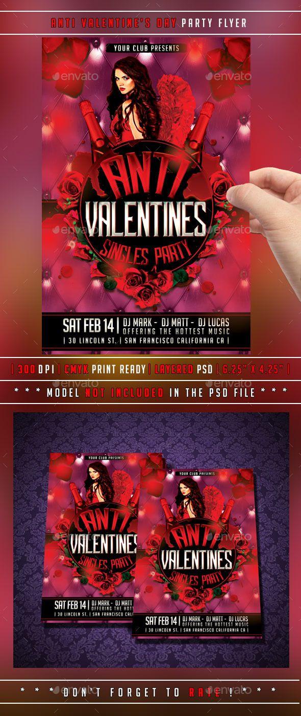 719 besten Valentines Flyer Bilder auf Pinterest | Druckvorlagen ...