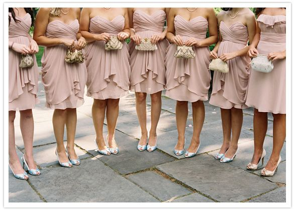 Stunning Wedding Dresses In Beige And Blush: Secondary Sponsors