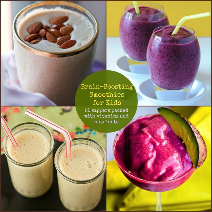 47 best brain food for growing kids images on pinterest brain food brain boosting smoothies for kids 21 sippers packed with vitamins and nutrients kiddrinks forumfinder Image collections