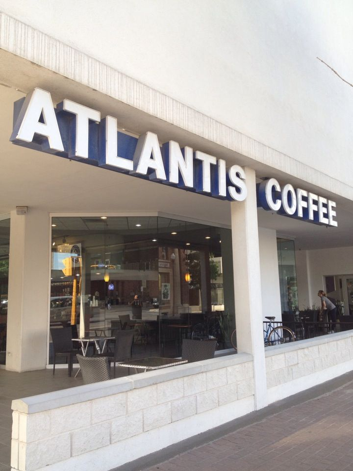 Good coffee, great patio, awesome for people watching!
