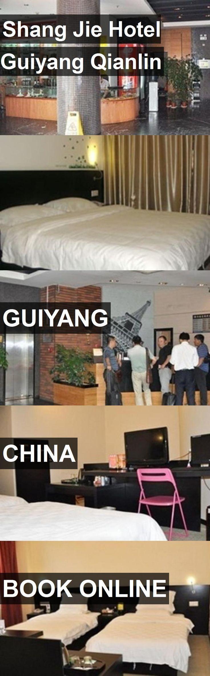 Hotel Shang Jie Hotel Guiyang Qianlin in Guiyang, China. For more information, photos, reviews and best prices please follow the link. #China #Guiyang #hotel #travel #vacation