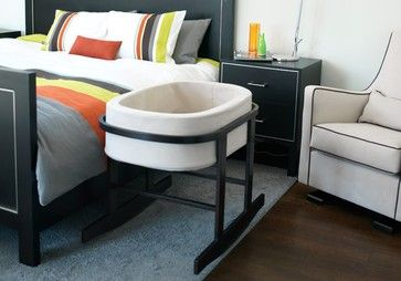 Ninna Nanna Bassinet - Contemporary - Cribs - Toronto - Monte Design
