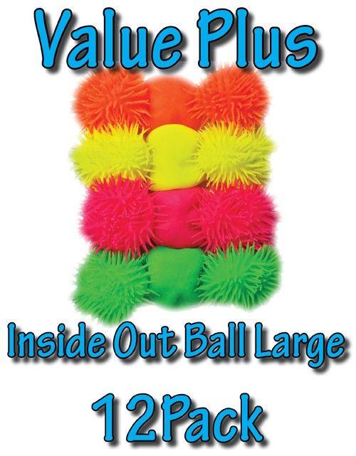 SensoryTools.net Australia - Inside Out Ball - Large - Bulk Pack (12)