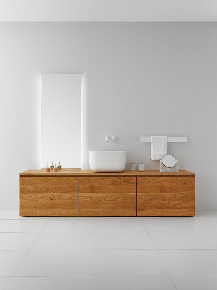 #Bathroom furniture set STRATO 07 - @inbani