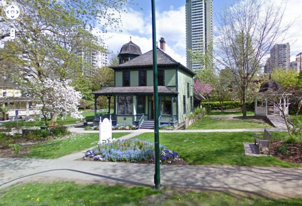 Roedde House Museum | Vancouver wedding location. Capacity 50