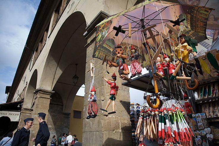 Onde fazer compras em Florença