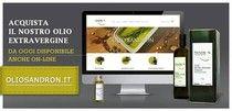 Cari amici, da oggi potete acquistare il nostro Olio extravergine direttamente on-line su www.oliosandron.it Mai assaggiato #oliosandron? Richiedi subito un campione omaggio su www.oliosandron.it