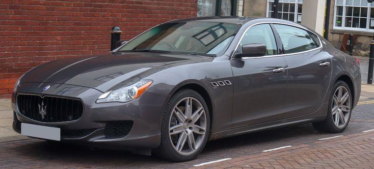 Das Wunder von Maserati Quattroporte 7