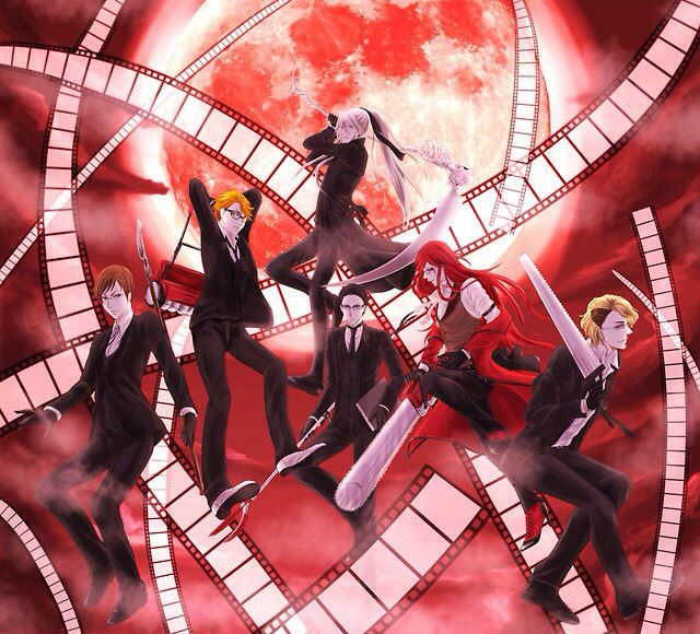 The Reapers Black Butler