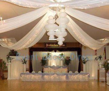 Wedding Ceiling Decor - Reception Decorating Kits