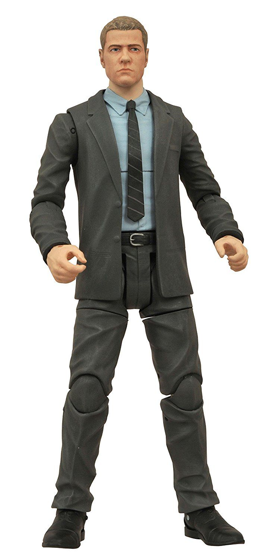Diamond Select Toys Gotham Select: Jim Gordon Action Figure