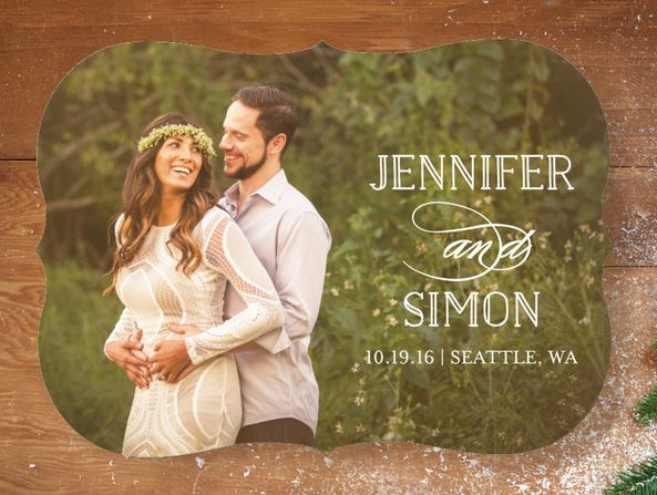 love the fonts on this invitation design via @minted