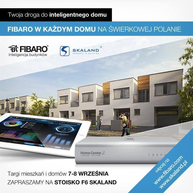 Mieszkania na naszych osiedlach są wyposażone w systemy domów inteligentnych FIBARO - aby zapewnić Tobie i Twojej rodzinie komfort i bezpieczeństwo. Więcej o FIBARO: http://www.fibaro.com/pl/inteligentny-dom