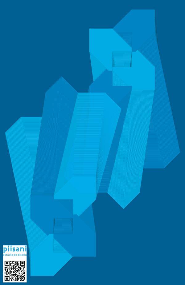 https://www.behance.net/gallery/22817763/Geometric-Posters-A_0