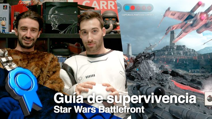 STAR WARS BATTLEFRONT: Guía de Supervivencia