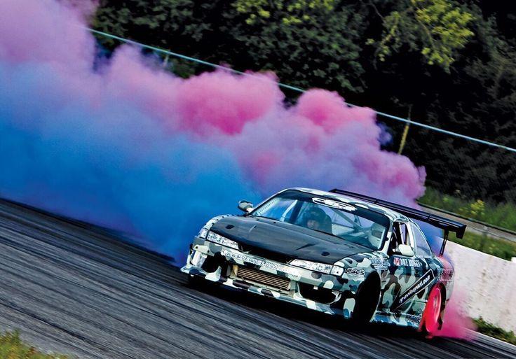 good drift ♪ #geton #car #auto #NISSAN #s14  ↓他の写真を見る↓  http://geton.goo.to/photo.htm