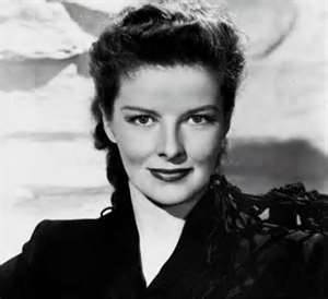 Katharine Hepburn (1907-2003). American actress of film, stage, and television. Known for her headstrong independence and spirited personality, Hepburn's career as a Hollywood leading lady spanned more than 60 years. Her work came in a range of genres, from screwball comedy to literary drama, and she received four Academy Awards for Best Actress—a record for any performer. Raised in Connecticut by wealthy parents, Hepburn turned to acting after graduation.
