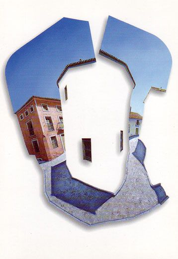Paul Critchley. Postcard