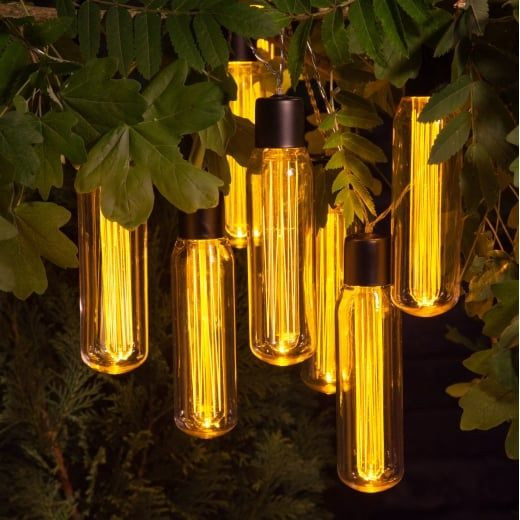 17 Best ideas about Led String Lights on Pinterest Tiki party, Fairy lights wedding and ...