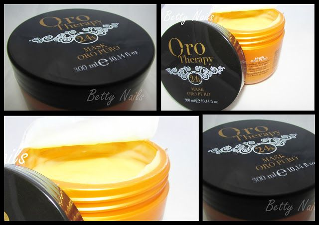 Betty Nails: Christmas Gift Ideas #19 - Fanola Oro Therapy & T-Foce