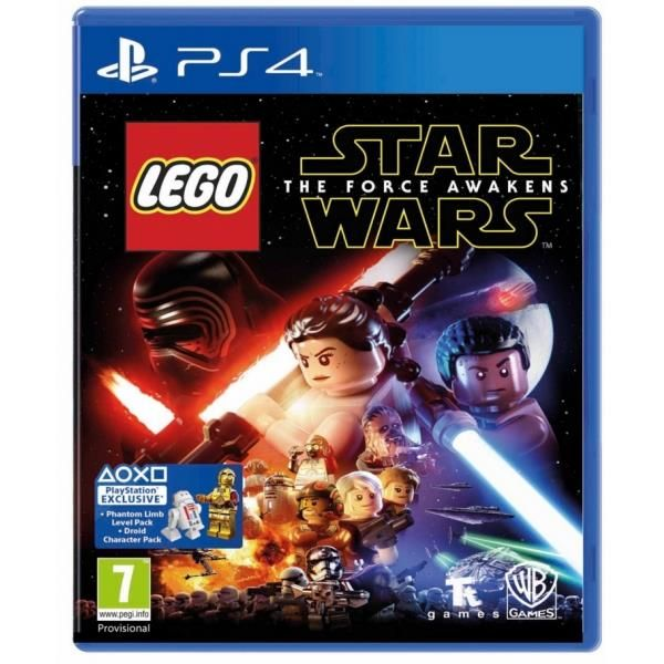 Lego Star Wars The Force Awakens PS4 Game | http://gamesactions.com shares #new #latest #videogames #games for #pc #psp #ps3 #wii #xbox #nintendo #3ds