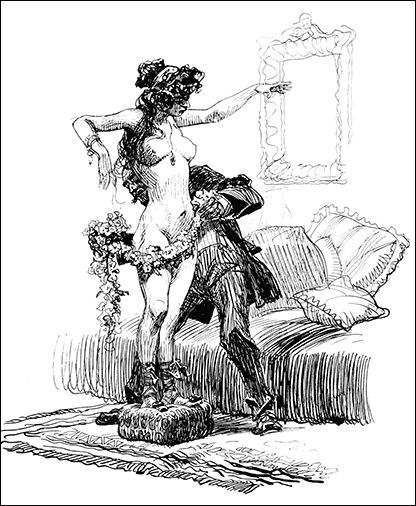 Decorate your home by Heinrich Kley