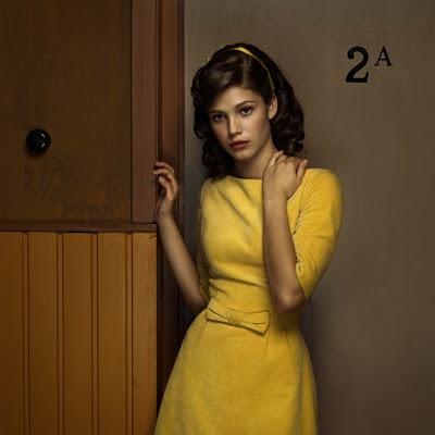 Amazing color, amazing dress!