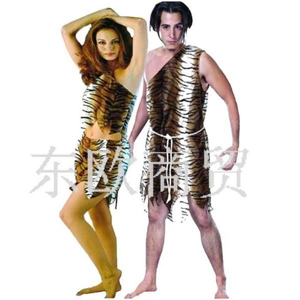 Танцевальные костюмы дикарей