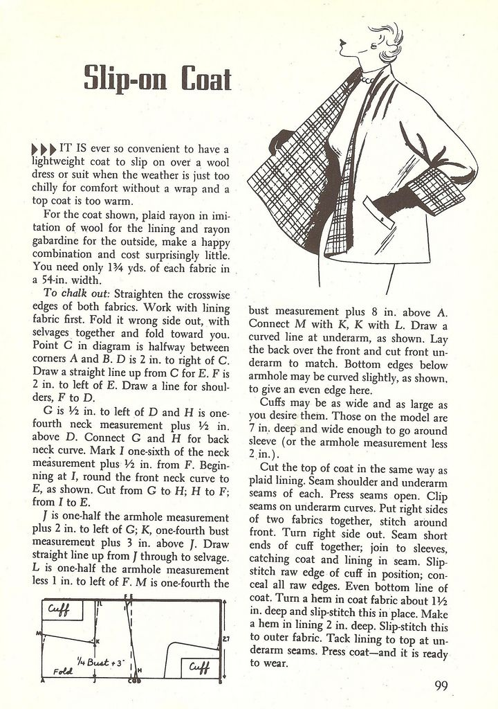 Mejores 186 imágenes de Sew Much Fun - Cardigans, Coats & Jackets en ...