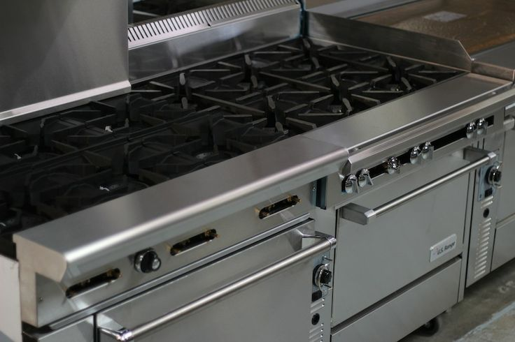 Ranges | We Are Your Premiere Restaurant Supply And Commercial Kitchen  Equipment Store In Southern California