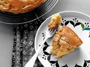 Une autre #recette sympa pour l'#automne :-) Recette Gâteau au yaourt #Coing et Noix Caramélisés - Feminin Bio