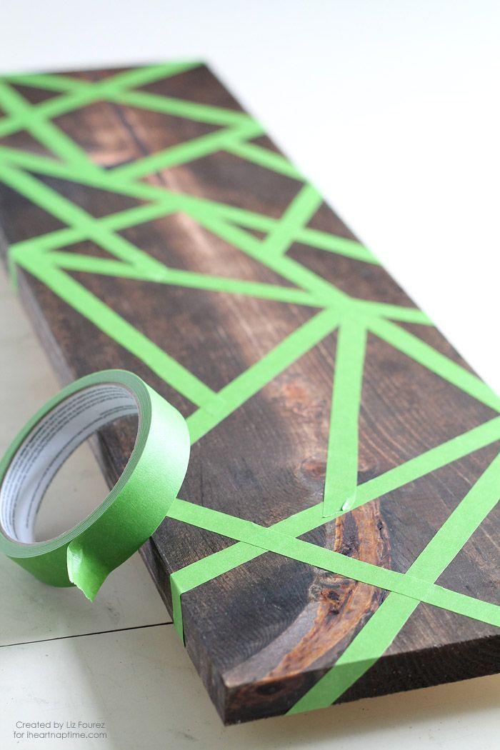 DIY Backpack Hanger on iheartnaptime.com