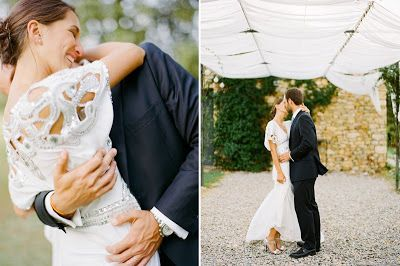 A CUP OF JO: A French countryside wedding