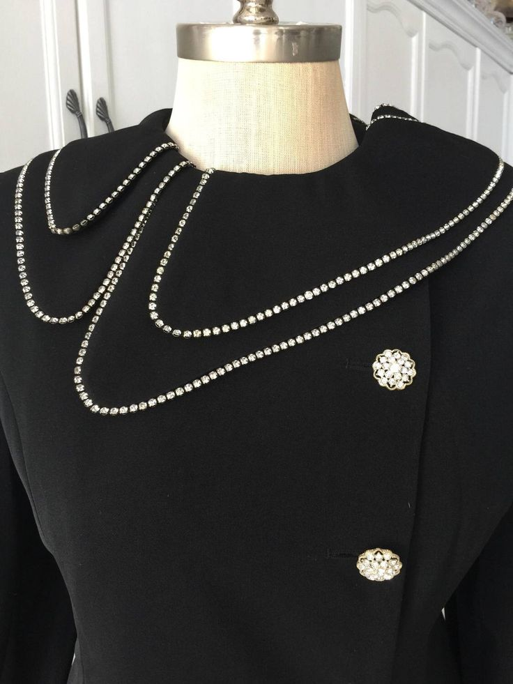 A personal favorite from my Etsy shop https://www.etsy.com/ca/listing/505133966/xl-vintage-black-wedding-suitmother-of
