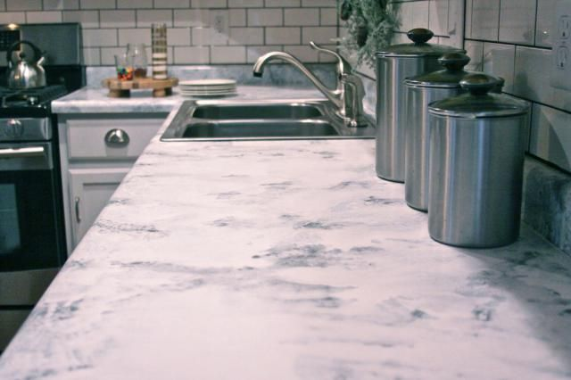The Right Way To Resurface Your Countertop for Cheap: Economical Countertop Painting Kit