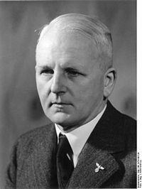Ernst von Weizsäcker Secretary of State at the Foreign Office  Germany WWII