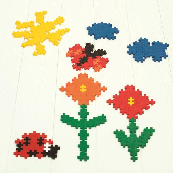 Plus-Plus building blocks | Danish construction bricks & toys | The KID Who