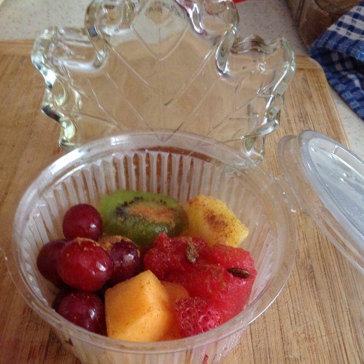 Yummy Fruit Bowl