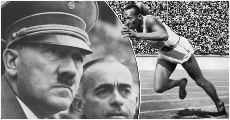 Jesse Owens & the Berlin Olympics – In 1951, Owens returned to Berlin & met Long's surviving son – the ten-year-old Kai-Heinrich