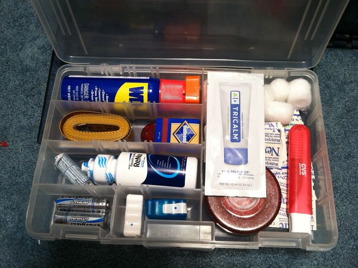 What to Put in a Stage Management Kit
