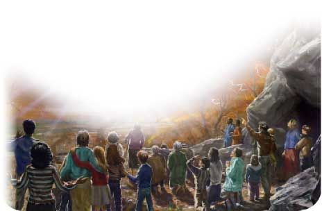 an analysis of the second coming of christ portrayed in the bible The second coming by  if we refer ourselves to the past events as described in bible and  the poet looks towards heaven for the rebirth of christ to come.