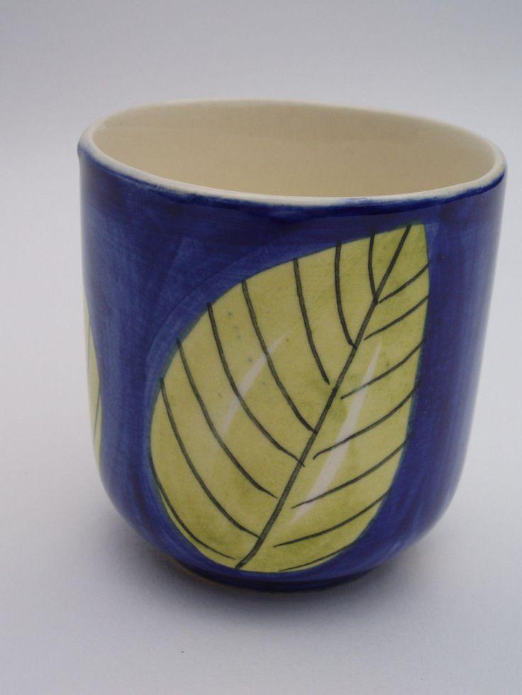 Vintage Small Vase POT BY Inger Waage FOR Stavangerflint Norway 1950s 1960s | eBay