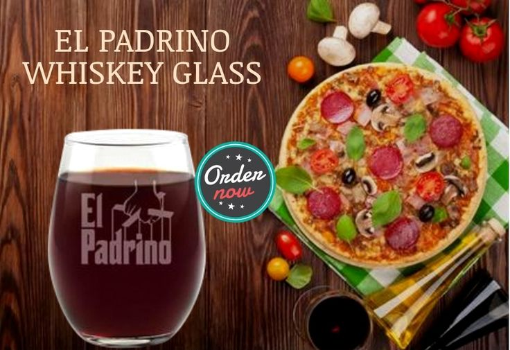 This Personalized El Padrino / La Madrina Stemless Wine Glass Set for Bautizo is simply awesome!    It is particularly popular with fans of The Godfather movie!  This stemless wine glass is the perfect gift for movie lovers in your life!    Shop now >> @MovieOnGlass   . .  #TheGodfather #christening  #baptismchristening #Customwine #wineglass #shopnow #online #fridayfeeling #baptism #drinks #christmasgifts