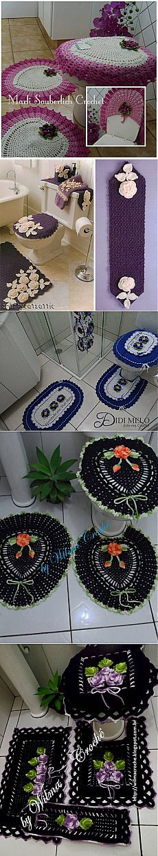 Наборы для ванной комнаты..