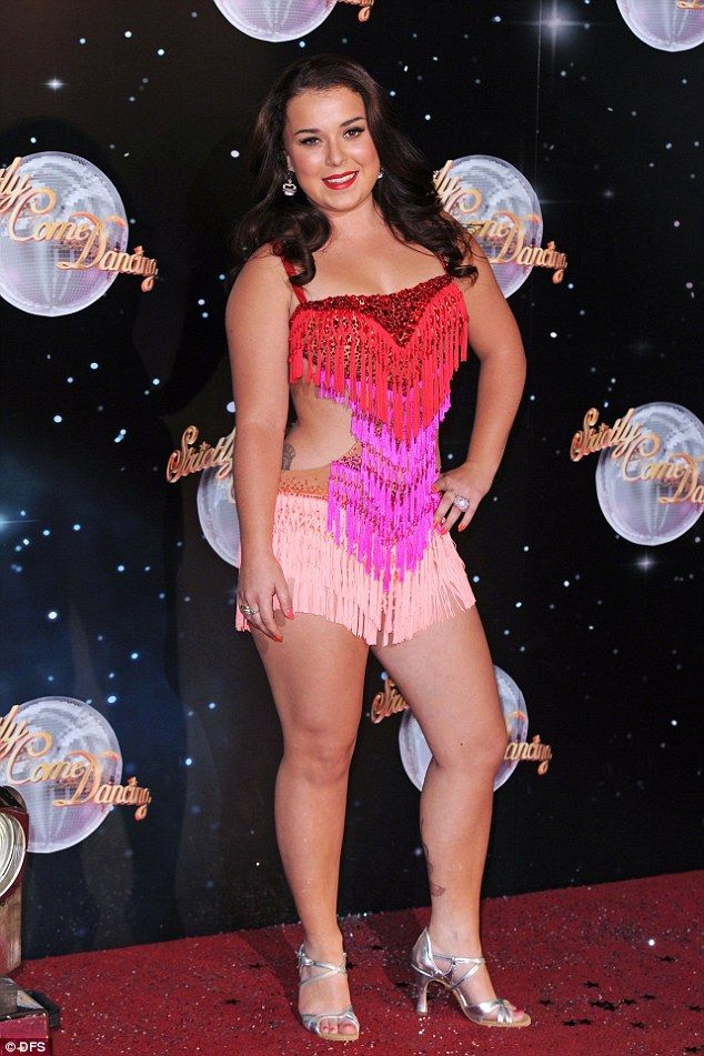 Strictly speaking: Dani, pictured here on Strictly Come Dancing in 2013, said she knows ex...