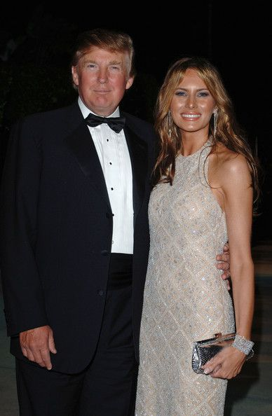 Donald and Melania Trump - 2005 - The Most Expensive Celebrity Weddings - Photos