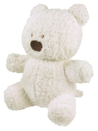 Dandelion Plush Bear Organic Cotton