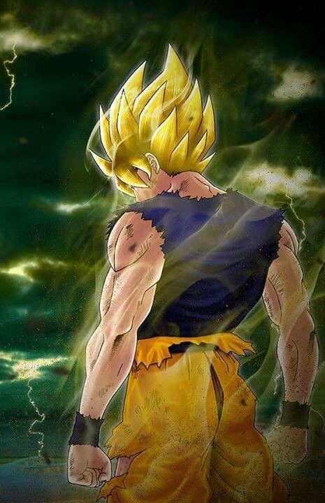 Goku - One of the last of an ancient race of alien conquerors called the Saiyans; Sent across the galaxy to conquer Earth, he was found and adopted by the kindhearted Master Gohan; Raised to be good, Goku trains hard his whole life, becoming the most powerful warrior the universe has ever known.